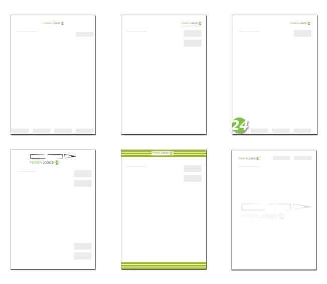 Briefpapier Gestalten : Briefpapier gestalten einige wichtige regeln